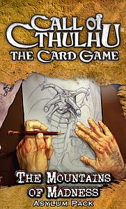 Call of Cthulhu: The Card Game - The Mountains of Madness Asylum Expansion Pack