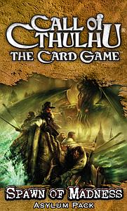 Call of Cthulhu: The Card Game - Spawn of Madness Asylum Expansion Pack