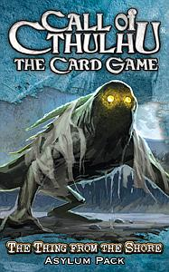 Call of Cthulhu: The Card Game - The Thing From The Shore Expansion Pack