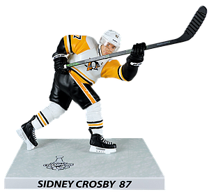 NHL Sidney Crosby (Pittsburgh Penguins) Stanley Cup Champions 2017-2018