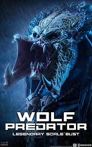 Wolf Predator Legendary Scale Bust (Exclusive)