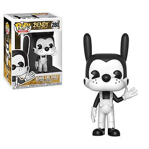 Pop! Games Bendy and the Ink Machine Vinyl Figure Boris the Wolf #280
