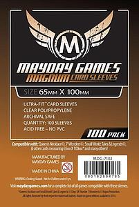 Magnum Card Sleeves 100-pack: 7 Wonder Sleeves