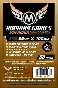 Premium Magnum Card Sleeves 80-pack: 7 Wonder Sleeves