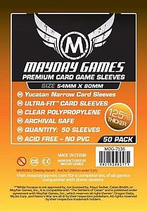 Premium Card Sleeves 50-pack: Yucatan