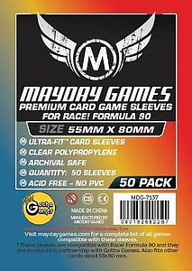 Premium Card Sleeves 50-pack: Race! Formula 90