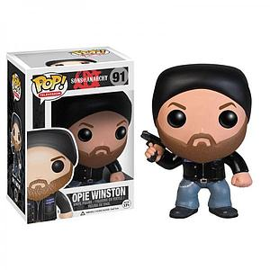 Pop! Television Sons of Anarchy Vinyl Figure Opie Winston #91 (Retired)