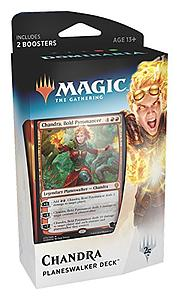 Magic the Gathering: Dominaria Planeswalker Deck - Chandra