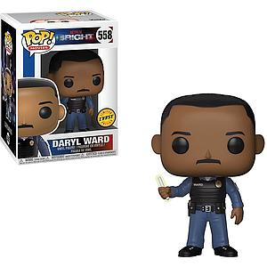 Pop! Movies Bright Vinyl Figure Daryl Ward #558 (Chase)