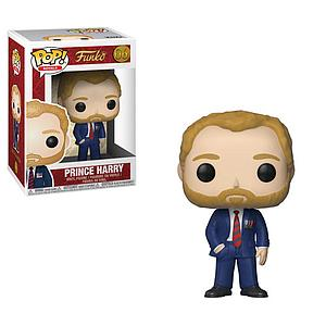 Pop! Royals Vinyl Figure Prince Harry #06