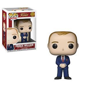 Pop! Royals Vinyl Figure Prince William #04