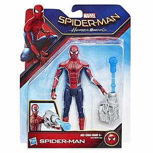 "Marvel Spider-Man Homecoming 6"" Action Figure Spiderman"
