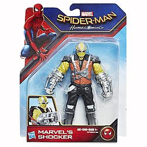"Marvel Spider-Man Homecoming 6"" Action Figure Marvel's Shocker"