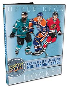 2017-18 Upper Deck Series 1 Hockey Cards (Starter Kit)