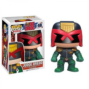 Pop! Heroes DC Judge Dredd Vinyl Figure Judge Dredd #48 (Retired)