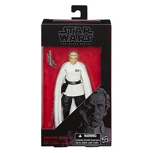 "Star Wars The Black Series 6"" Director Krennic"