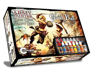 The Armer Paint Warpaints - Guild Ball: Kick Off! Paint Set (WP8024)