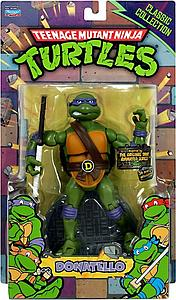 Nickelodeon Playmates Teenage Mutant Ninja Turtles TMNT Classics Collection: Donatello