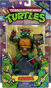 Nickelodeon Playmates Teenage Mutant Ninja Turtles TMNT Classics Collection: Raphael