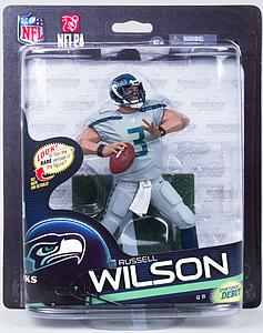 NFL Sportspicks Series 33: Russell Wilson (Seattle Seahawks) [Bronze-Level Variant]