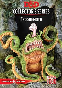 Dungeons & Dragons Minis Collector Series: Froghemoth