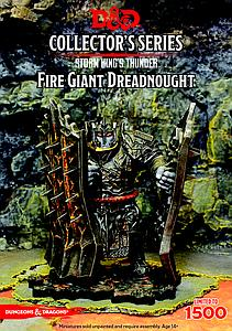 Dungeons & Dragons Storm King's Thunder Collector Series: Fire Giant Dreadnought