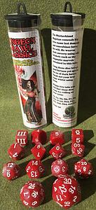 Dungeon Crawl Classics: Marvels of the Mustachioed Magician Dice Set