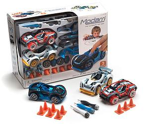 Modarri The Ultimate Toy Car 3 Packs
