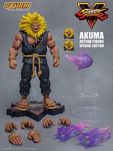 Akuma (Master of the Fist) Special Edition