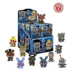 Mystery Minis Blind Box: Five Nights at Freddy's - The Twisted Ones (1 Pack)