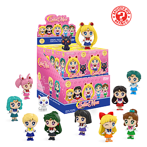 Mystery Minis Blind Box: Sailor Moon (1 Pack)