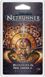 Android: Netrunner – Whispers in Nalubaale Data Pack