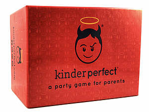 Kinder Perfect: A Party Game for Parents