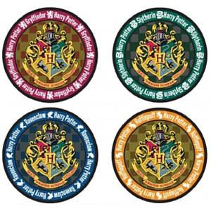 Harry Potter: 4-Pack Coaster Set (Circle)