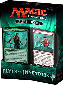 Magic the Gathering Duel Decks: Elves vs. Inventors