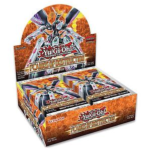 Yugioh Trading Card Game Duelist Pack: Flames of Destruction Booster Box