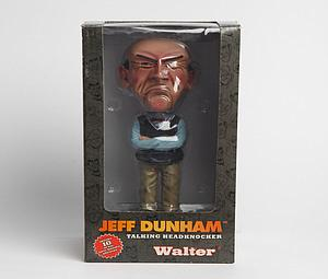 Jeff Dunham Head Knockers Bobblehead: Walter
