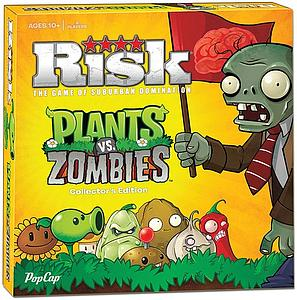 Risk: Plants vs. Zombies