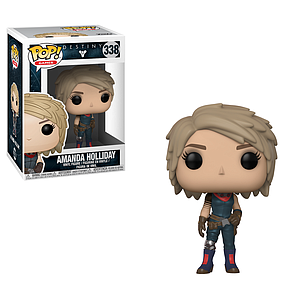 Pop! Games Destiny S2 Vinyl Figure Amanda Holliday #338