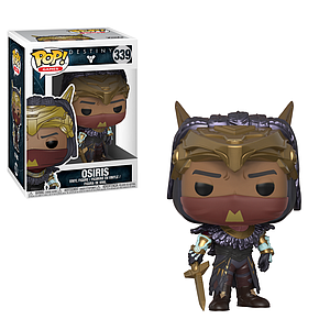 Pop! Games Destiny S2 Vinyl Figure Destiny Osiris #339