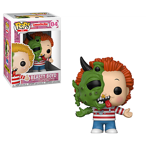 Pop! Garbage Pail Kids Vinyl Figure Beastly Boyd #04
