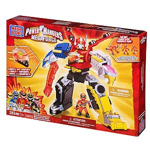 Mega Bloks Power Rangers Megaforce: Blue Ranger