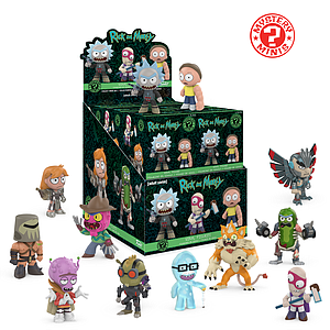 Mystery Minis Blind Box: Rick and Morty Series 2 (1 Pack)