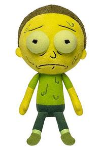 Galactic Plushies: Rick and Morty - Morty (Toxic)