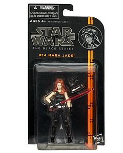 Star Wars Legends The Black Series 2: Mara Jade