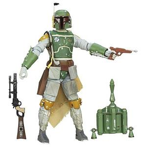 "Star Wars Black Series 6""  Boba Fett #06"