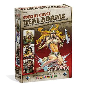 Zombicide: Special Guest Box: Neal Adams