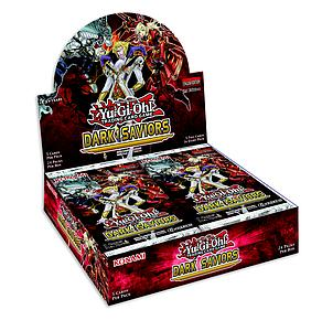 Yugioh Trading Card Game Duelist Pack: Dark Saviors Booster Box