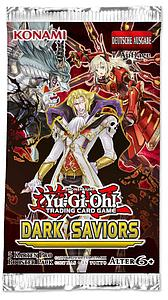 Yugioh Trading Card Game Duelist Pack: Dark Saviors Booster Pack