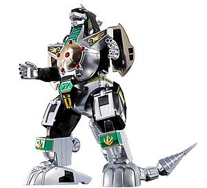 Mighty Morphin Power Rangers: GX-78 Dragonzord